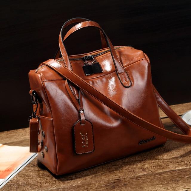 Famous Brands Designer Handbags High Quality Women Bags 2018 Genuine  Leather Handbags Fashion Ladies Messenger Crossbody 3ac8753254b76