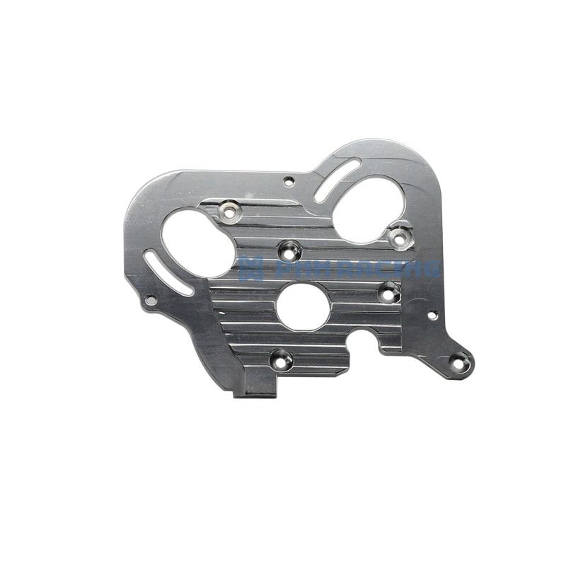 CNC Aluminium Support Moteur Traxxas T-Maxx 28MAX FORCE Engine MT-001 252001