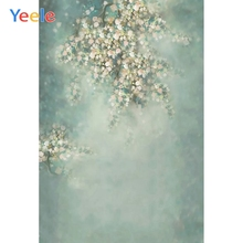 цены Yeele Flowers Vinyl Photographic Backgrounds Baby Shower Photo Newborn Photography Backdrops Wedding Photocall for photo studio
