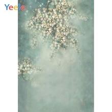 цены Yeele Flowers Vinyl Photographic Backgrounds Baby Shower Photo Newborn Photography Backdrops Wedding Photocall for photo studio