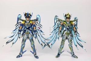Image 2 - แฟนรุ่น INSTOCK GreatToys ของเล่นที่ยอดเยี่ยม EX bronze Saint Pegasus Seiya V4 พระเจ้าผ้า 10th anniversary ตำนานผ้า Action Figure