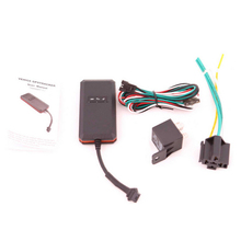 Waterproof Real Time Tracking GPS GSM GPRS Tracker GT003 For Car And Motorcycle With High Accuracy And ACC Cut oli Circuit Alarm