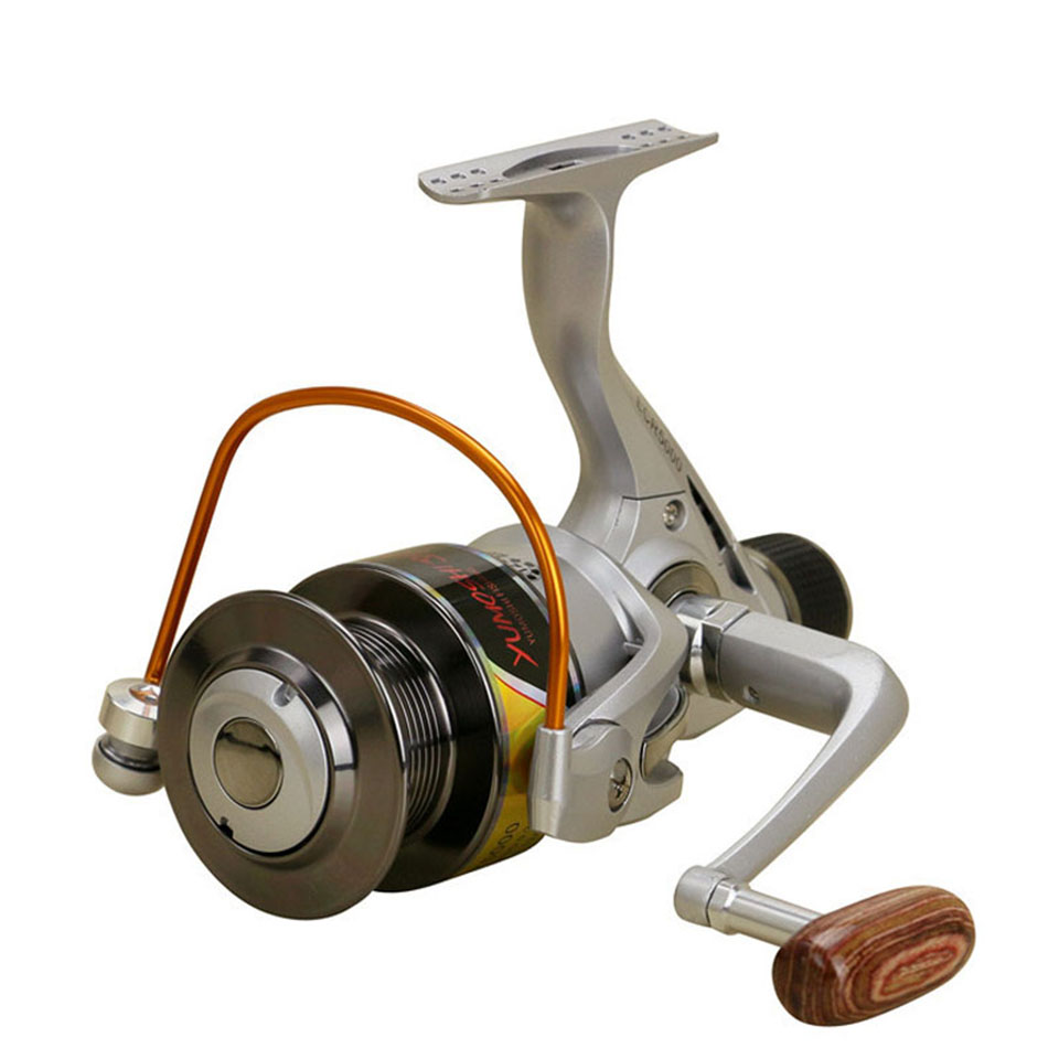 New ECR2000-7000 12 Ball Bearings Fishing Reel Spinning Wheel Left Right Hand Inter-changeable Metal Spinning Reels