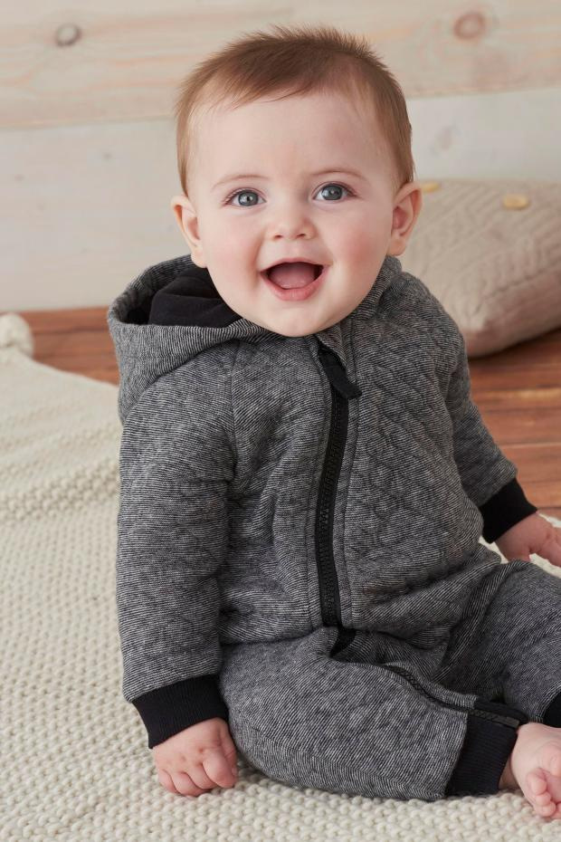 Fashion Newborn Baby Boys Winter Romper jumpsuit Kids Hooded Baby Clothes puseky 2017 infant romper baby boys girls jumpsuit newborn bebe clothing hooded toddler baby clothes cute panda romper costumes