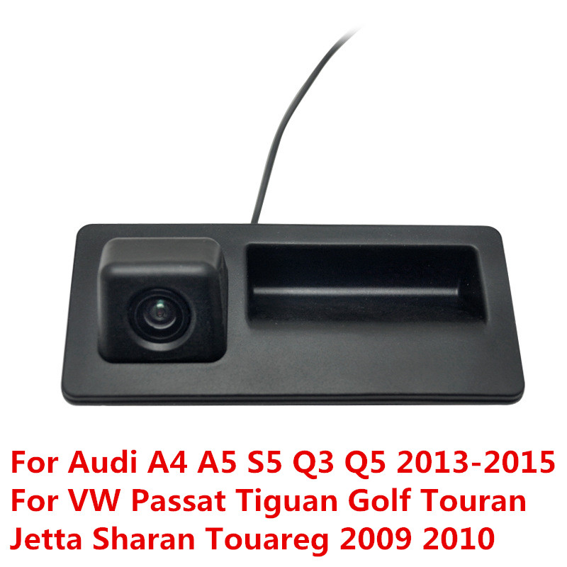 Special Car Rear View Reverse Backup Parking Camera For Audi A4 A5 S5 Q3 Q5/VW Passat Sharan Touareg Tiguan Golf Touran Jetta