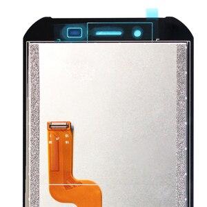 Image 5 - DOOGEE S40 LCD תצוגה + מסך מגע Digitizer עצרת 100% מקורי חדש LCD + מגע Digitizer עבור DOOGEE S40 לייט