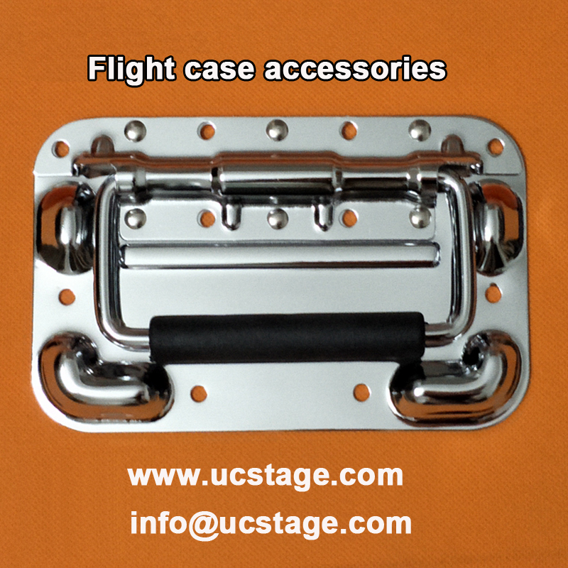 Flight case accessories no need open hole flight case hander Handle