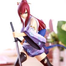 Anime Fairy Tail Erza Scarlet Toy