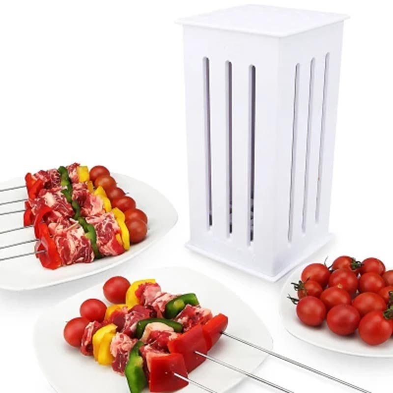 Shish Kebab BBQ Skewers Turkish Import Commercial quality x6