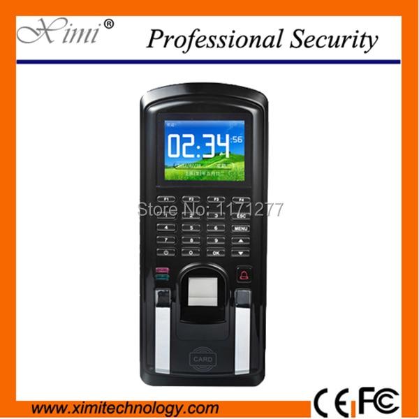 125KHz MF151 free shipping fingerprint time attendance equipment TCP/IP standalone door access controller free shipping tcp ip fingerprint time attendance a c010t