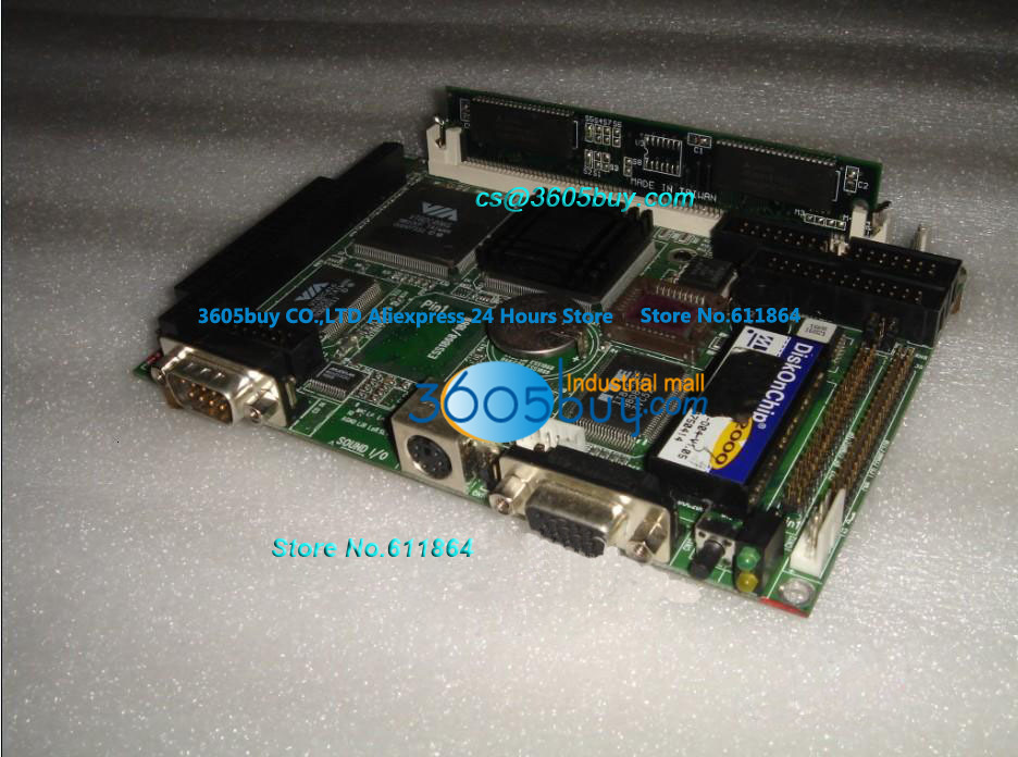 P-4825 Rev.A1 Motherboard 100% Tested Good Quality
