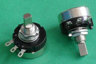RV24YN20F B102 B202 B502 B103 B503 B104 B504 RV24YN 2 Вт полувальный поворотный коннектор потенциометра Углеродной Пленки x 10 шт.