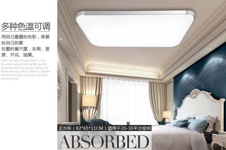 Plafoniere Moderne Per Camera Da Letto : Vendite calde moderne plafoniere a led per soggiorno camera da letto