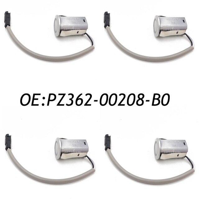4PCS PZ362-00208-B0 Front Rear PDC Parking Sensor For Toyota Camry Lexus RX300 RX350 PZ362-00208,188300-9010