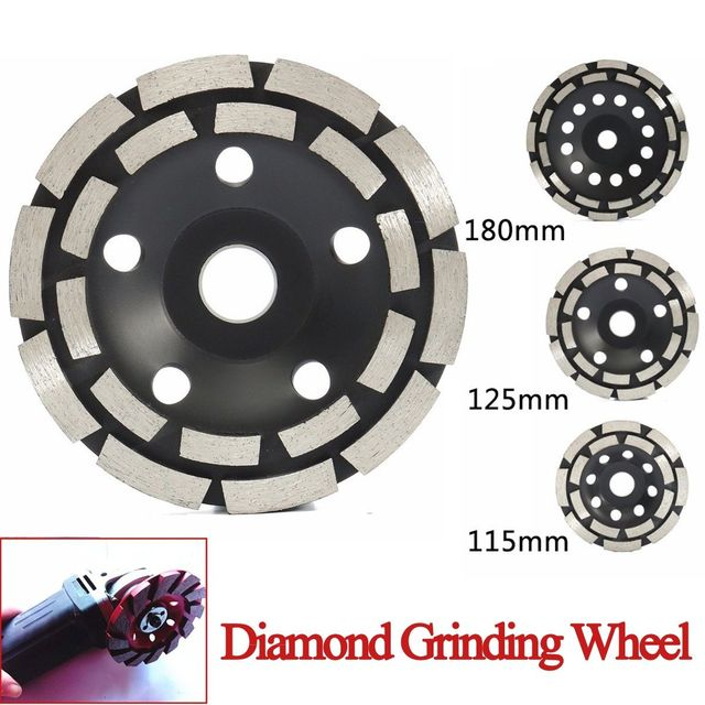 Round Wood Angle Grinding Wheel Abrasive Disc Angle Grinder Carbide Coating Bore Shaping Sanding Carving Rotary Tool