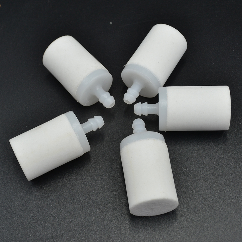 5PCS Gas Fuel Filter For Husqvarna 362 365 371 371XP 372 372XP 390 Chainsaw husqvarna 365 h
