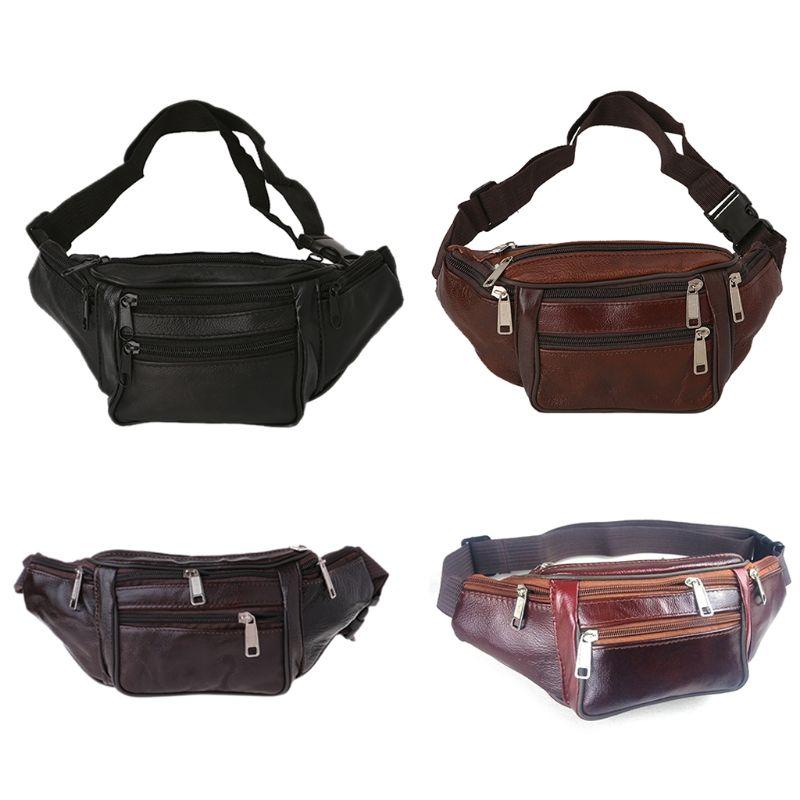d81f789ee035 THINKTHENDO Новая мода для мужчин талии поясная сумка повседневное  Путешествия Хип кошелек сумки для женщин 2019 портативный