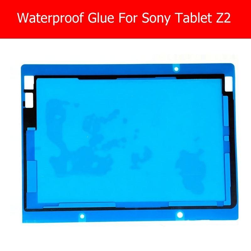 Weeten Genuine Rear housing Adhesive Tape for Sony Tablet Z2 SGP 521 541 551 Waterproof glue of Back housing Replacement Repair битоков арт блок z 551