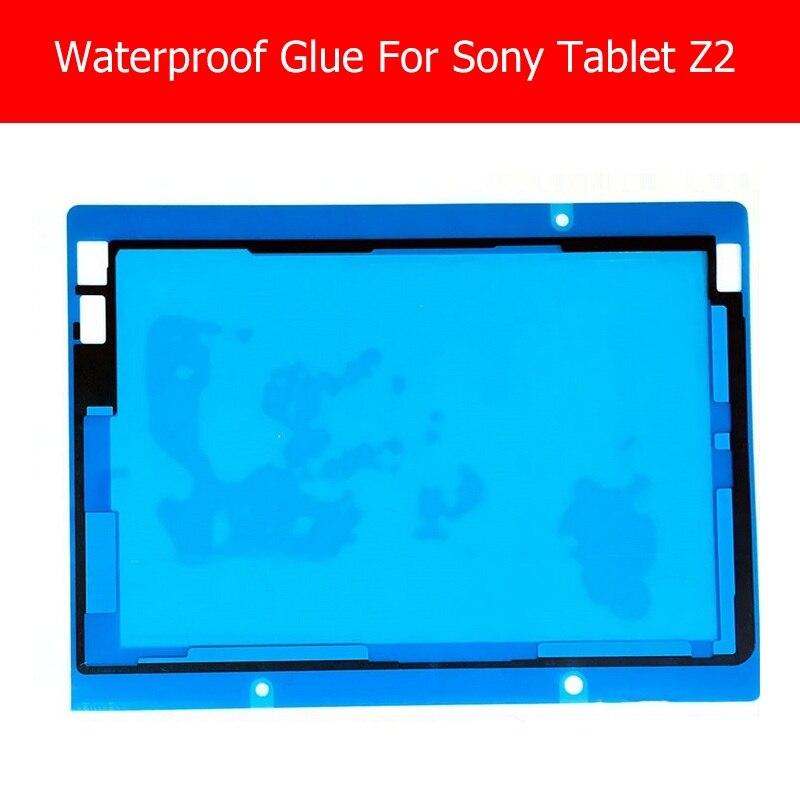 Weeten Genuine Rear housing Adhesive Tape for Sony Tablet Z2 SGP 521 541 551 Waterproof glue of Back housing Replacement Repair social housing in glasgow volume 2