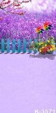 Beautiful Purple Flowers Photo 5*7ft Backgrounds For Photo Studio Children/Baby/Kids Outdoor Portrait Digital Backdrops Fundo