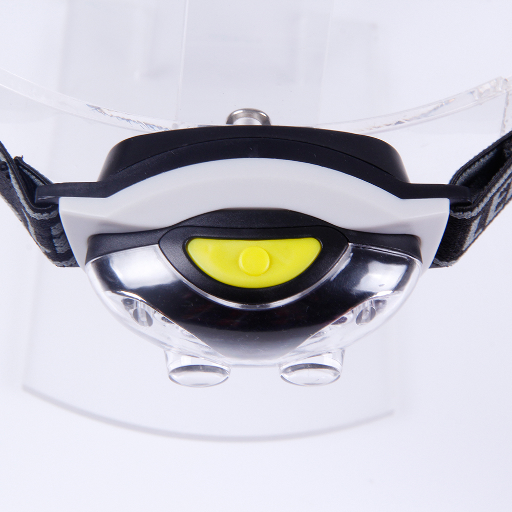 Durable Cat-eye design LED Headlamp with Headband Switch