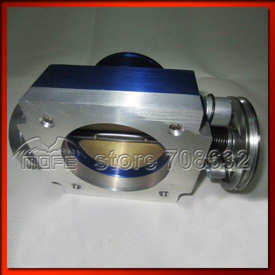 Vq37tps Универсальный 80 мм Дроссельной заслонки синий