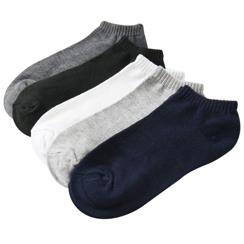 5 Pair Fashion New Arrival Mens Socks Classical Quality Casual Summer Autumn Style 5 Color Casual Breathable Sock Man Meias Sox