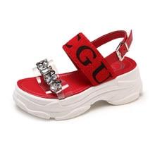 Compra Alta Zapatos Promoción Suela Calidad De Roja EIDH2W9