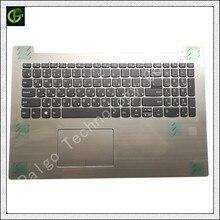 Oryginalna rosyjska klawiatura top skrzynki pokrywa dla Lenovo IdeaPad 320 15 320 15IAP 320 15AST 320 15IKB 520 15ikb 330 15 RU podparcie dłoni