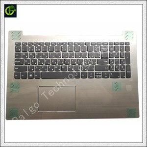 Image 1 - ต้นฉบับแป้นพิมพ์รัสเซียTOPสำหรับLenovo IdeaPad 320 15 320 15IAP 320 15AST 320 15IKB 520 15ikb 330 15 RU palmrest