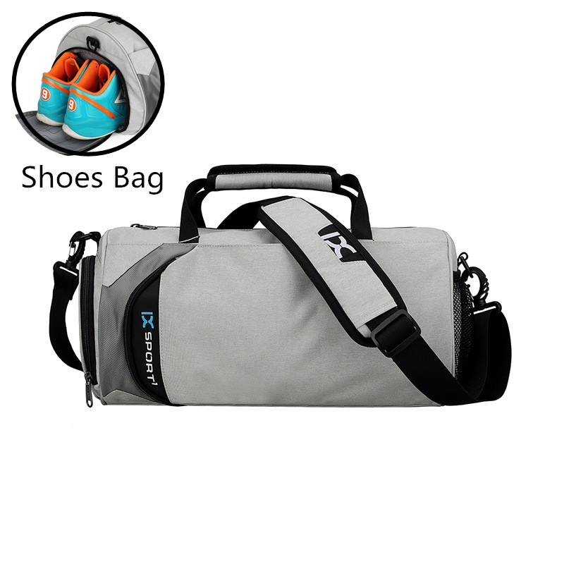 Men Gym Bags For Training Bag 2019 Tas Fitness Travel Sac De Sport Outdoor Sports Shoes Women Dry Wet Gymtas Yoga Bolsa