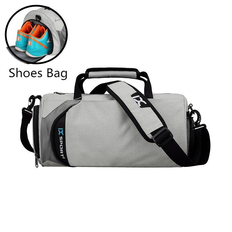 Men Gym Bags For Training Bag 2019 Tas Fitness Travel Sac De Sport Outdoor Sports Shoes Women Dry Wet Gymtas Yoga Bolsa
