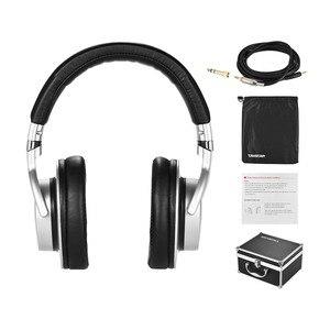 Image 4 - TAKSTAR PRO 82 מקצועי סטודיו דינמי צג אוזניות עם כבל אודיו עבור הקלטת ניטור הערכת מוסיקה