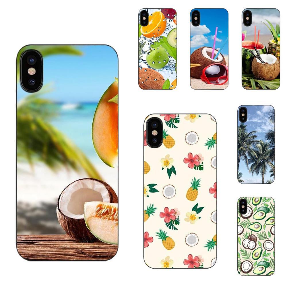 coque iphone 7 coconuts
