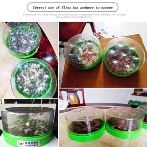 Image 3 - 2019  Pest Catcher Killer for Hotel Indoor Automatic Caught Fly Killer  convenient and  practical Household HOT Sale product