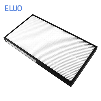 H12 F-ZXKP55Z hepa filter for Panasonic F-VK655R air purifier filter to collect dust,pet hair,haze 405 240 35mm high efficiency collect dust hepa filter and activated carbon filter of air purifier parts for f vxh50c f pxh55c et