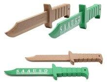 Salle de classe dassassinat Shiota Nagisa Akabane Karma jouet pistolet dague accessoires de Cosplay A595