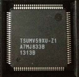 1pcs TSUMV59XU-Z1 TSUMV59XU TSUMV59 QFP-1001pcs TSUMV59XU-Z1 TSUMV59XU TSUMV59 QFP-100
