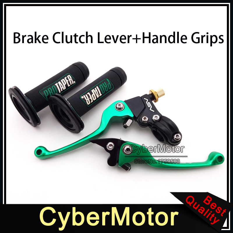 Red Brake Clutch Levers Cable For Chinese CRF 50 70 SSR Thumpstar Dirt Pit Bike