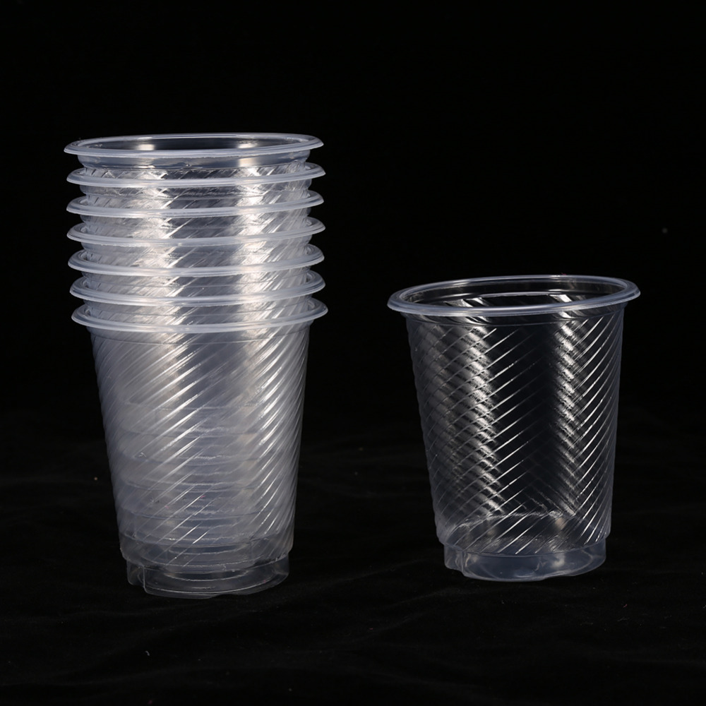 Aliexpress.com : Buy 50Pc/Lot Clear Plastic Disposable ...