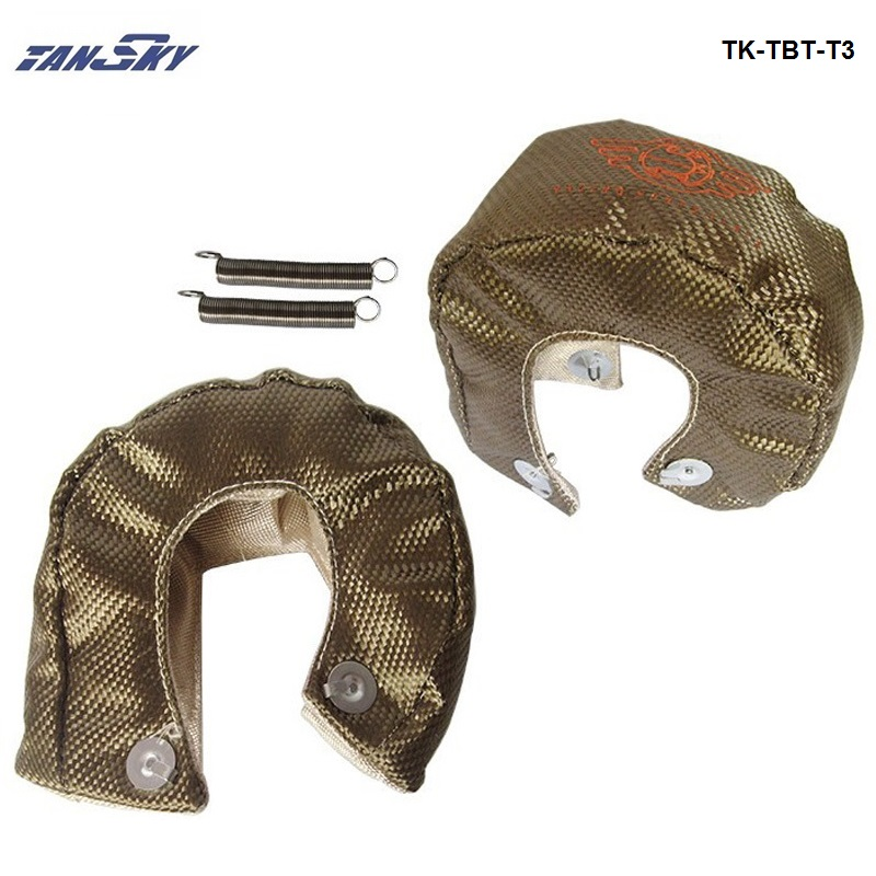 T4 with Free Speed Clips Prosport Carbon Fiber Turbo Blanket