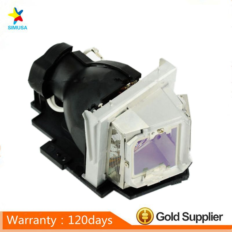 Original 331-2839 / 725-10284 bulb Projector lamp with housing fits for DELL 4220/4320 original projector bulb 317 2531 725 10193 for 1210s