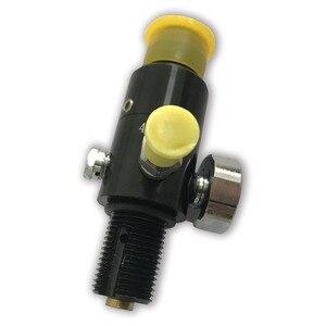 Image 2 - AC961 Acecare Outsports PCP HPA 4500Psi Paintball Tank Regler Für Mini Gas Zylinder Jagd Air Gun Pcp Ventil Verwendet Paintball