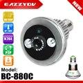 Espelho Lâmpada EAZZYDV BC-880C 1.3MP HD 960 P P2P WiFi IP AP câmera de rede com 5 w conduziu a luz quente de visão noturna e motion detecção