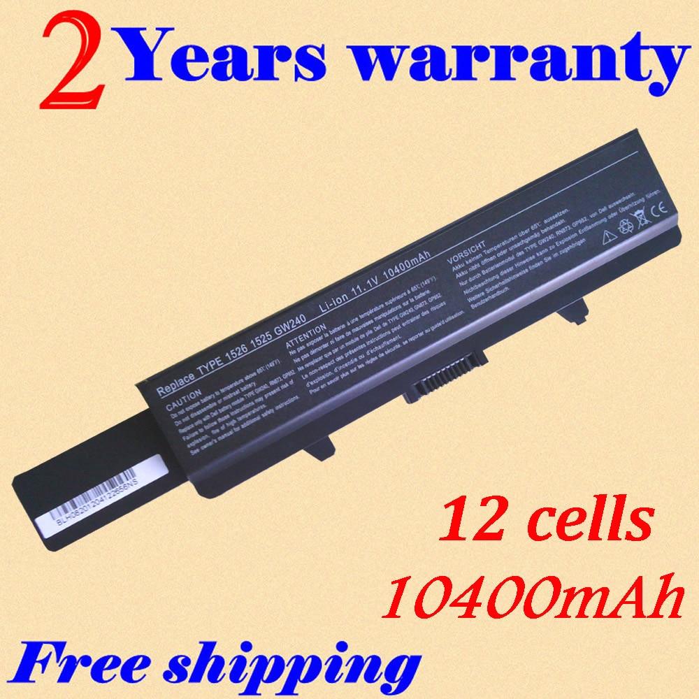 JIGU Replacement laptop Battery M911G GP952 For DELL Inspiron 1525 1526 1545 312-0625 312-0626 312-0633 RN873 RU586 XR693 GW240 sitemap 312 xml