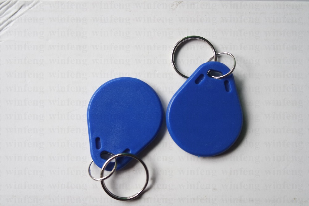 20pcs/lot Access Control 13.56mhz UID Changeable NFC Tag Keyfob Token Waterproof ABS 13.56MHZ RFID Writable Key Tag 50pcs lot uid changeable nfc ic tag rfid keyfob token 1k s50 13 56mhz writable iso14443a