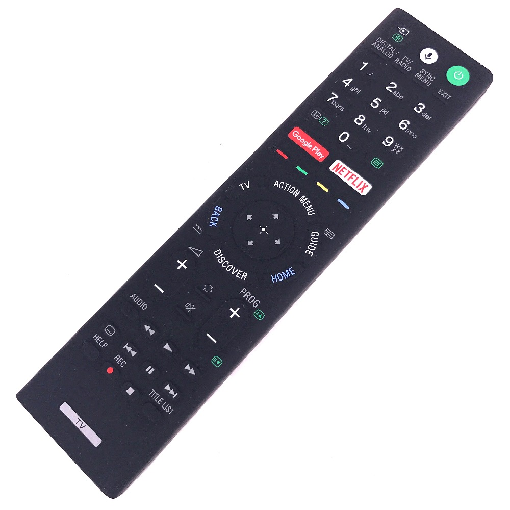NEW Original Voice Remote Control for SONY LCD LED Smart TV Controller RMF TX200A for KD