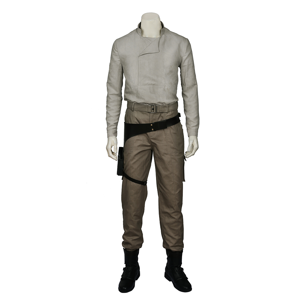 Rogue One A Star Wars Story Cosplay Costume Men Cassian Andor Cosplay Costume Halloween Costumes For Men Full Set Custom Made in Movie TV costumes from Novelty Special Use