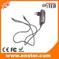 AC 220V/50Hz to DC12V/2A Plug AC DC Power Adapter CCTV Power Supply Surveillance Accessories for CCTV Camera