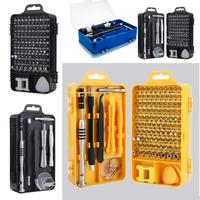Watch Mobile Phone Disassembly Maintenance Tools Kit Home Repair Screwdriver Multi function Set